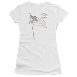 Army - Juniors Tristar Premium Bella T-Shirt