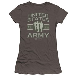 Army - Juniors United States Army Premium Bella T-Shirt