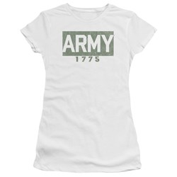 Army - Juniors Block Premium Bella T-Shirt