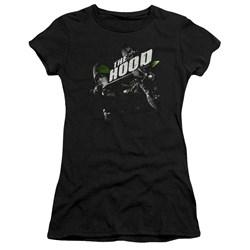 Arrow - Juniors Take Aim Premium Bella T-Shirt