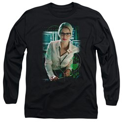 Arrow - Mens Felicity Smoak Long Sleeve T-Shirt