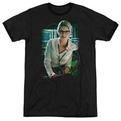 Arrow - Mens Felicity Smoak Ringer T-Shirt