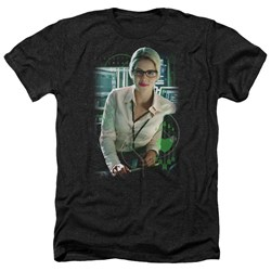 Arrow - Mens Felicity Smoak Heather T-Shirt