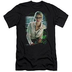 Arrow - Mens Felicity Smoak Slim Fit T-Shirt