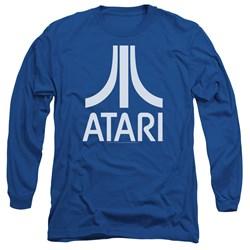 Atari - Mens Atari Logo Long Sleeve T-Shirt