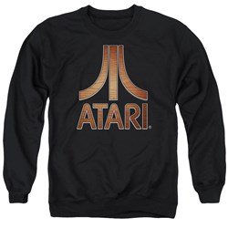 Atari - Mens Classic Wood Emblem Sweater