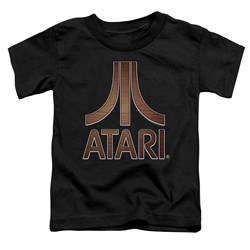 Atari - Toddlers Classic Wood Emblem T-Shirt