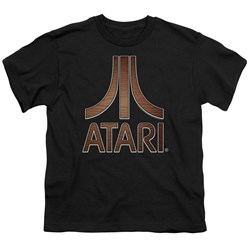Atari - Youth Classic Wood Emblem T-Shirt