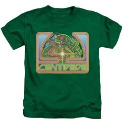Atari - Youth Centipede Green T-Shirt