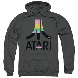 Atari - Mens Breakout Inset Pullover Hoodie