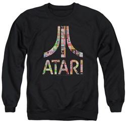 Atari - Mens Box Art Sweater