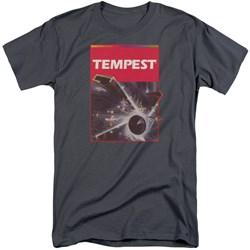Atari - Mens Tempest Box Art Tall T-Shirt