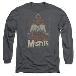 Misfits - Mens I Remember Halloween Long Sleeve T-Shirt
