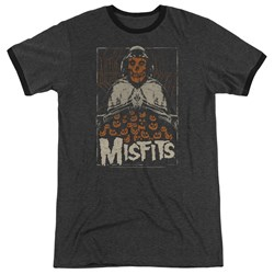 Misfits - Mens I Remember Halloween Ringer T-Shirt