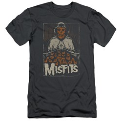 Misfits - Mens I Remember Halloween Slim Fit T-Shirt