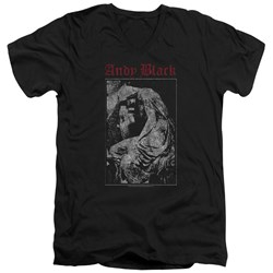 Andy Black - Mens Grief V-Neck T-Shirt