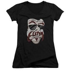 Eagles Of Death Metal - Juniors Stache V-Neck T-Shirt