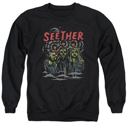 Seether - Mens Mind Control Sweater