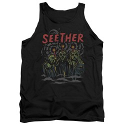 Seether - Mens Mind Control Tank Top
