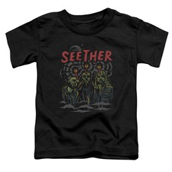 Seether - Toddlers Mind Control T-Shirt