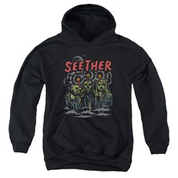 Seether - Youth Mind Control Pullover Hoodie