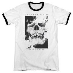 Chelsea Grin - Mens Ashes To Ashes Ringer T-Shirt