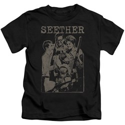 Seether - Youth Happy Family T-Shirt