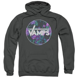 The Vamps - Mens Floral Vamps Pullover Hoodie