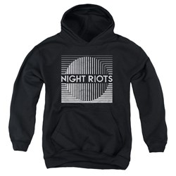 Night Riots - Youth Title Pullover Hoodie