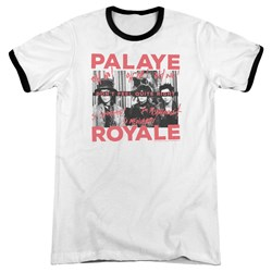 Palaye Royale - Mens Oh No Ringer T-Shirt