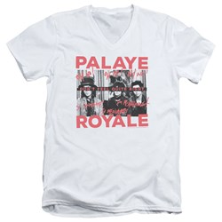 Palaye Royale - Mens Oh No V-Neck T-Shirt