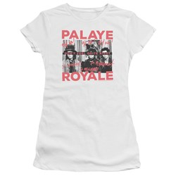 Palaye Royale - Juniors Oh No Premium Bella T-Shirt