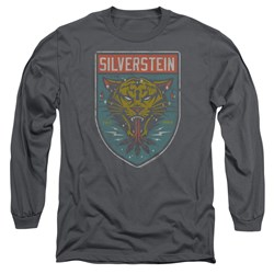 Silverstein - Mens Tiger Long Sleeve T-Shirt