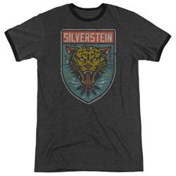 Silverstein - Mens Tiger Ringer T-Shirt