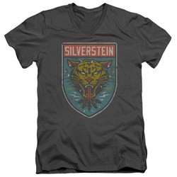 Silverstein - Mens Tiger V-Neck T-Shirt