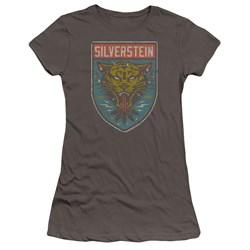 Silverstein - Juniors Tiger Premium Bella T-Shirt