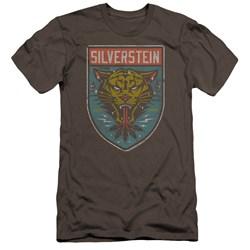 Silverstein - Mens Tiger Premium Slim Fit T-Shirt