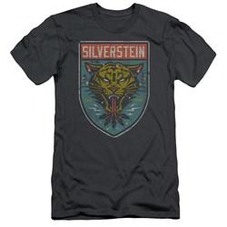 Silverstein - Mens Tiger Slim Fit T-Shirt