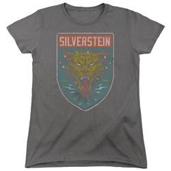 Silverstein - Womens Tiger T-Shirt