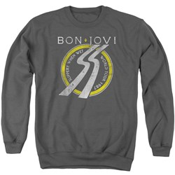 Bon Jovi - Mens Slippery When Wet World Tour Sweater