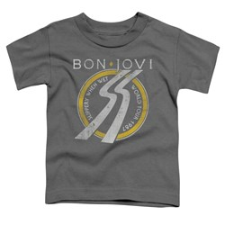 Bon Jovi - Toddlers Slippery When Wet World Tour T-Shirt