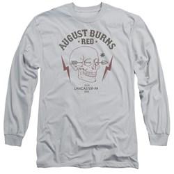 August Burns Red - Mens Arrow Skull Long Sleeve T-Shirt