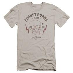 August Burns Red - Mens Arrow Skull Premium Slim Fit T-Shirt
