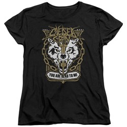 Chelsea Grin - Womens You Are Dead To Me T-Shirt