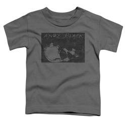 Andy Black - Toddlers Sideways T-Shirt