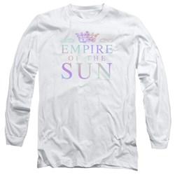 Empire Of The Sun - Mens Rainbow Logo Long Sleeve T-Shirt