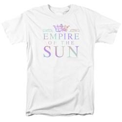 Empire Of The Sun - Mens Rainbow Logo T-Shirt