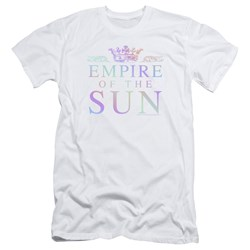 Empire Of The Sun - Mens Rainbow Logo Slim Fit T-Shirt