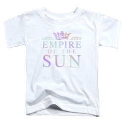 Empire Of The Sun - Toddlers Rainbow Logo T-Shirt