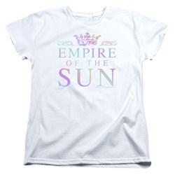 Empire Of The Sun - Womens Rainbow Logo T-Shirt